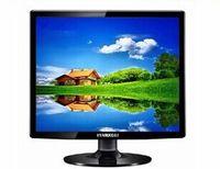 Wholesale 17 inch LCD TV monitor computer narrow frame display multi function desktop TV perfect screen