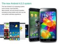 Wholesale 2014 New Perfect HDC S5 I9600 Phone Health Care MTK6572 Dual Core Smart Mobile Phone quot IPS Screen GB Ram G ROM ZC01