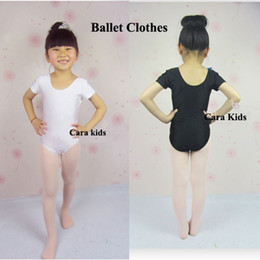 Wholesale Girls ballet stage wear children dance clothes for performance spandex high quality kids ballet dance clothing set