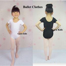 Wholesale Girls ballet stage wear children dance clothes for performance spandex high quality kids ballet dance clothing set