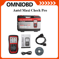 For BMW airbag control - Authorized Distributor Original Autel MaxiCheck Pro EPB ABS SRS Climate Control SAS TPMS Function Application Diagnostics