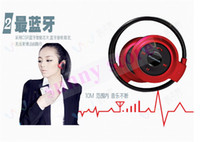 Universal Bluetooth Headset  20pcs by DHL New Arrival bluetooth Stereo headset sport earphone mini 503 earphone with retail box 5 colors by EMS