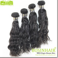 Wholesale Peruvian Natural Wave Hair 12''- 28'' 100g 5A Cheap...