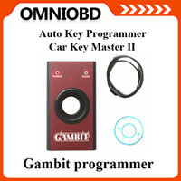 Car Diagnostic Cables and Connectors auto master key - Hot sell Gambit programmer CAR KEY MASTER II Newest Version Professional Auto key programmer
