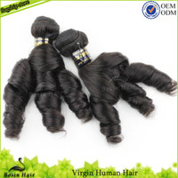Unprocessed Virgin Human Hair Weave Extensions Grade 5A Peru...