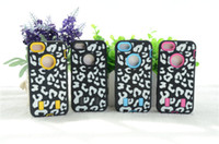 For Apple iPhone Plastic White 50pcs new super cool full body leopard print silicon case for iphone 5 5s case cover high quality for iphone 5 case 4 colors