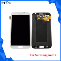 note 2 lcd screen - V14001 for Samsung Galaxy Note i317 T889 N7100 LCD Touch Digitizer Screen Assembly free dhl shipping