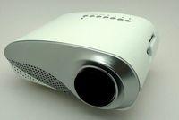 Wholesale Professional Cute LED Mini Projector Speaker lumens Portable Video Pico Micro LCD Handy HDMI USB AV VGA TV Tuner