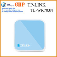 Wholesale For TP LINK TL WR703N M Mini WiFi Wireless G Router FOR iPad PC Phone
