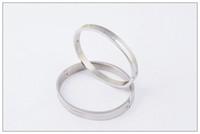 "2014 hot sale silver Diamond bracelet with letter"" endle..."
