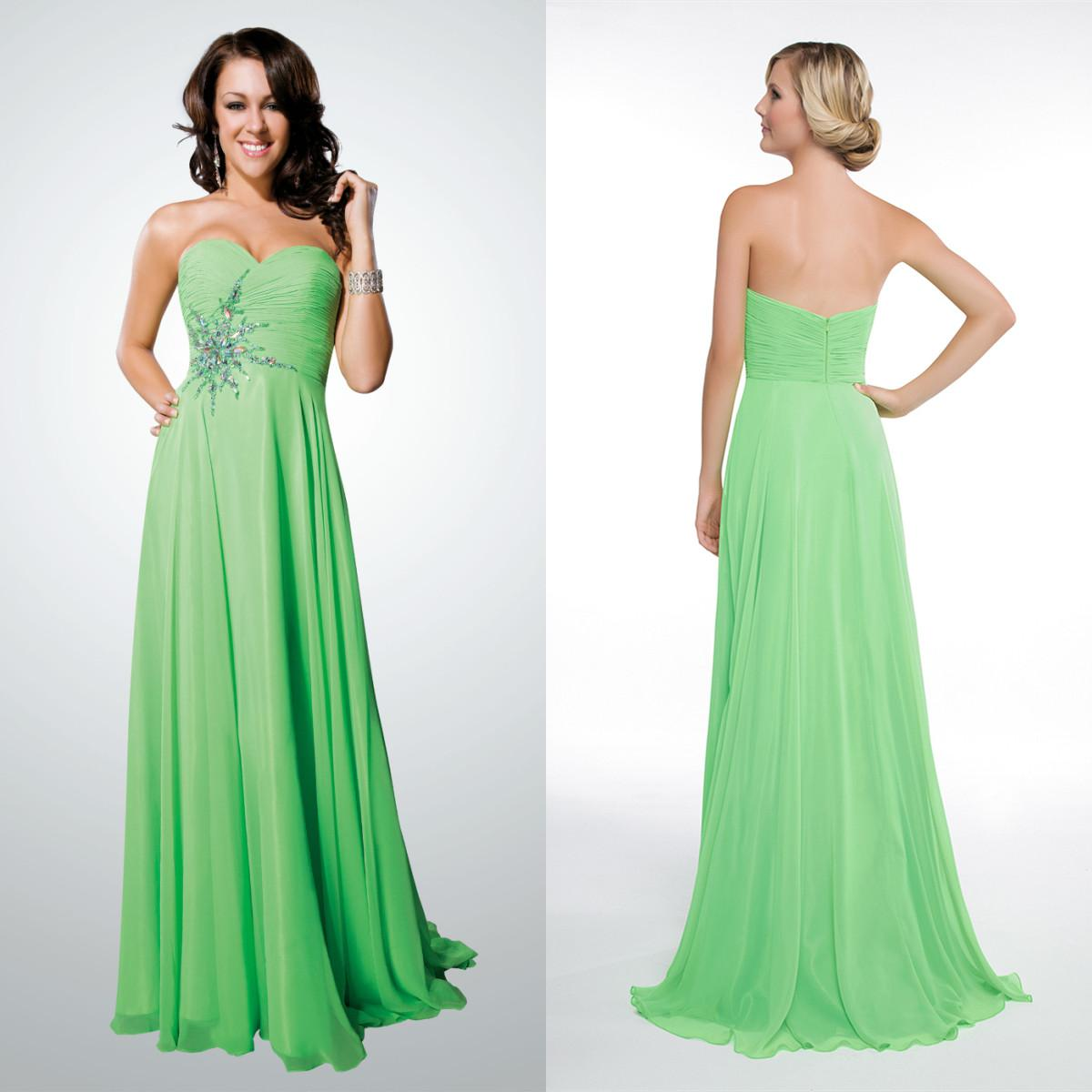 Under Green Prom