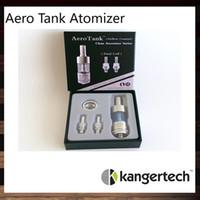 Cheap 100% Original Kanger Aerotank Atomizer Kanger Aero Tank Adjustable Air Flow Dual Coil Clearomizer Kangertech Aerotank Cartomizer