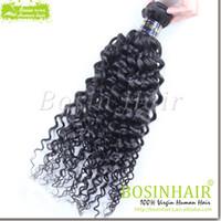 Pro Hair Curl Brazilian Kinky Curly Virgin Hair Free Shippin...