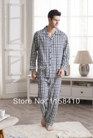 Wholesale New Arrivals Spring Men s Pyjamas Jeans for Men Cotton Pajamas sets Home Wear Autumn Clothes For the House