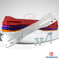 Alloy aluminium acura lx - ASR REAR SUBFRAME BRACE FOR ACURA RSX HONDA CIVIC LX EX SI REINFORCEMENT KIT