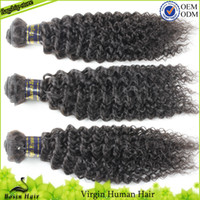 Virgin Brazilian Kinky Curly Hair Free Shipping Grade 6A Che...