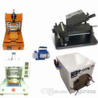 Universal   LCD Glue Remove Removing Machine + OCA Film Laminator + Frame Laminating Machine+ Bubble Remove Machine for Mobile Refurbishing