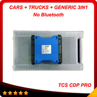 2014 High quality Delphi DS150 TCS cdp DELPHI DS150E + Plast...
