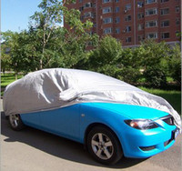 Wholesale Multi size Full Car Cover Breathable UV Protection Waterproof Outdoor Indoor Shield