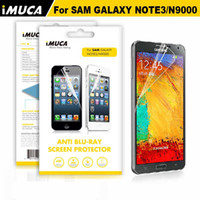 Cheap support Galaxy Note 3 Best stock  Phone Screen Protectors Samsung Galaxy N3