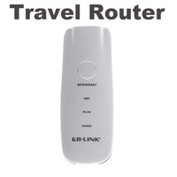 Wireless Soho QoS Mini Wireless-N Pocket Travel Router AP Client WiFi Repeater 150Mbps Portable USB Powered BL-MP01
