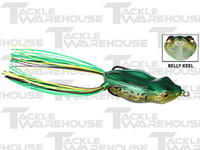 Wholesale 50mm g frog concave back Soft frog fishing lure