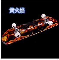 Wholesale Authentic skate scooter Highway children adult scooters Men s and women s vitality long board top drift board