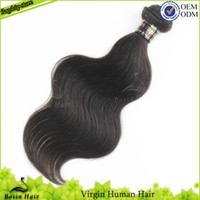 Indian Remy Hair Body Wave Free Shipping Grade 5A 3PCS of Ch...