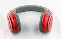 Casques d'écoute d'écouteurs sans fil de nouvelle marque Casques de DJ de Bluetooth de suppression d'annulation Casques d'écoute de haute performance VS S tudio 2.0 Heaphones sans fil
