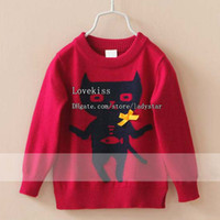 Wholesale Girls Pullover Child Clothing Kid Cashmere Sweater Children Pullover Children Sweater Pullover Girl Clothes Kids Pullover Children Sweater