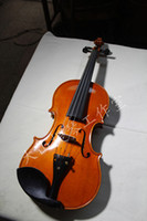 Wholesale 4 high quality hand made violin string musical instruments