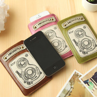 Wholesale 10 off Blue Fruit authentic Korean mobile phone package protective sleeve simple retro iphone series mobile shell