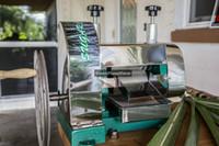 Wholesale Stainless steel Roller manual Sugarcane Juicer Extractor Sugar Cane juice Machine
