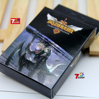 Carbon-Shaft Advanced Yes Game League of Legends LOL Poker 54 pcs pack Playing Cards Cosplay Toy Birthday Christmas Gift,With Retail Box EYY-01