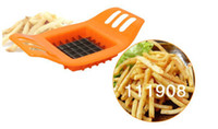 French Fry Cutters Metal ECO Friendly Free shipping EMS,DIY chips maker concise potato bar cutting tool potato slicer as vegetable fruit tool kitchen product.