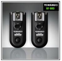 Wholesale Yongnuo RF C1 RF Flash Trigger Wireless Remote Control Shutter release For Canon D D D D D D