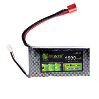 car parts - Oriainal Lion Power Lipo Battery V Mah C MAX C T Plug for RC Car Airplane Helicopter Part RM677