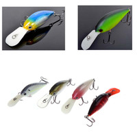 Wholesale 6 Colors Trulinoya DW21 mm g m Mini Crank Fly Fishing Lure Hard Bait with VMC Hooks Luminous Pesca Lures H10596