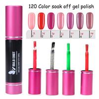 Pinks big deals - Hot sale big deal color Nail Art ml Soak Off Gel Polish kit UV nail gel polish set dropshipping