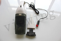 Wholesale Car Vacuum Cleaner Handheld Mini Portable Vacuum Cleaner W With Package DHL Freeshipping