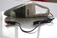 Wholesale 12V vacuum cleaner Mini Portable Car Vacuum Cleaner Handheld vacuum cleaner W with good package