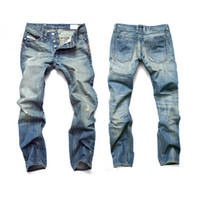 Wholesale Hot retail amp Mens trousers Leisure amp Casual s Newly Style Cotton Men Jeans s