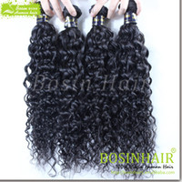 Malaysian Afro Curly Hair Extensions Top Quality 4PCS lot Ch...