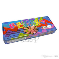 Big Kids tie dye kit - Rainbow Loom Kit and Tie Dye Rubber Bands Twistz Bands Rainbow Loom Christmas toys
