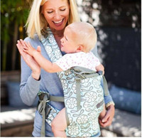 Wholesale baby carrier Cutton Canvas Baby Infant Sling Classic Popular Carrier Backpack Sling patterns