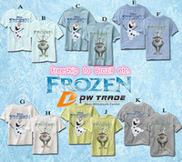 Boy baby clothes offers - ALL FREE In Stock Hot summer boys frozen cartoon printed cotton T shirt baby sport handsome clothes different models offer mix order J062803