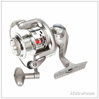 Saltwater   Wholesale 6BB Ball Bearings Left Right Hand Interchangeable Collapsible Handle Fishing Spinning Reel SG3000 5.1:1 for Outdoor Sports