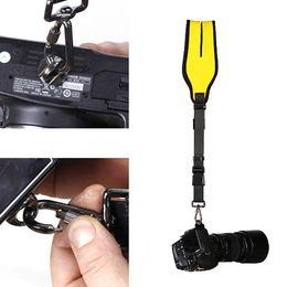 Wholesale Yellow Quick Pro Single Shoulder Ergo Strap for DLSR SLR Camera