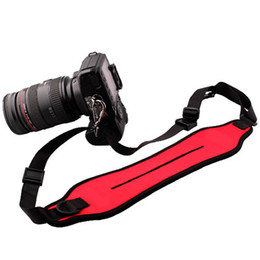 Wholesale Red Quick Pro Single Shoulder Ergo Strap for DLSR SLR Camera