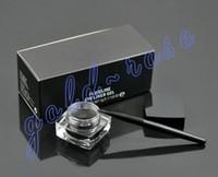 Wholesale HOT NEW Makeup Eyeliner Fluidline Eye Liner Gel black g gift